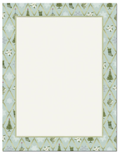 Product Image For Christmas Cross Hatch Letterhead